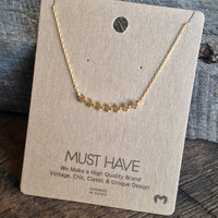 "Railroad ""Must Have"" Necklace"