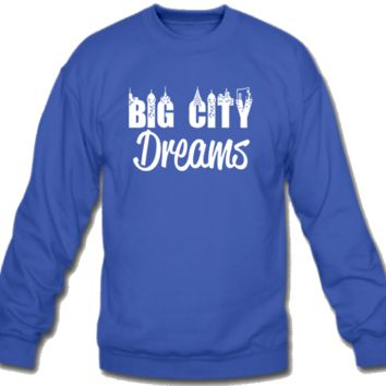 Big City Crew Neck