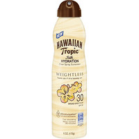 Hawaiian Tropic Silk Hydration Weightless Spray SPF 30