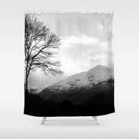 Lost Shower Curtain by Haroulita | Society6