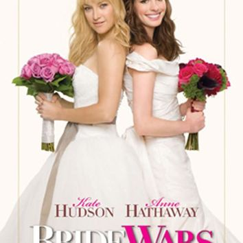 Bride Wars 11x17 Movie Poster (2009)