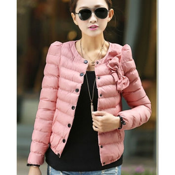 Women Winter Casual Warm Coat Jacket = 1931616388