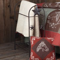 Star Quilt Rack - Other - Home Decor - Home