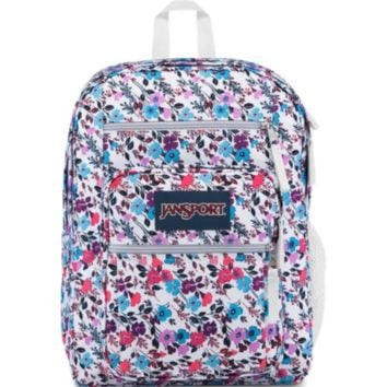 JanSport - Big Student Petal To The Metal Print Backpack