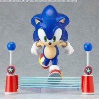 VIP Offer - The HEDGEHOG Super Sonic 10cm PVC Action Figure #214