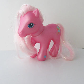 Pinkie Pie G3 My Little Pony Tinsel Hair Hasbro - Great For Customizing