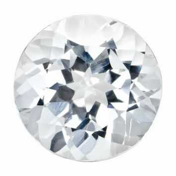 0.004 Ct Loose  1mm Round Diamond Gemstone Si1/si2 Clarity And G/i Color