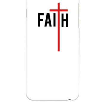 Faith in Him - iphone 6 Plus Case