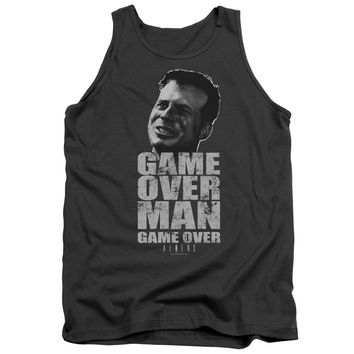 Alien - Game Over Man Adult Tank Top Officially Licensed Apparel