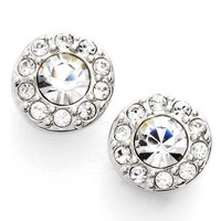 Givenchy Small Crystal Stud Earrings | Nordstrom