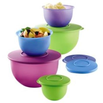 Tupperware | Tupperware(r) Impressions 5-Pc. Bowl Set