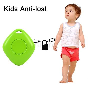 Wireless Remote shutter Smart Itag Bluetooth 4.0Tracker Child Wallet Pet Bag Keychain Key Finder GPS Locator Anti-Lost Alarm