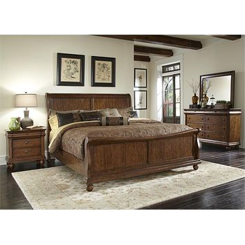 589-BR Rustic Traditions Bedroom