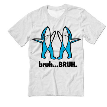 Left SHARK and Right Shark Bruh Tee Shirt | Left Shark Bruh T-Shirt | Right Shark For mvp | Katy Perry Superbowl Performance
