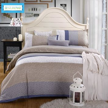 BEST.WENSD Birthday Present Bedding-Set 4pcs Super King Size Twin Bedding Sets Bedclothes Linen Colcha De Cama Bedspread