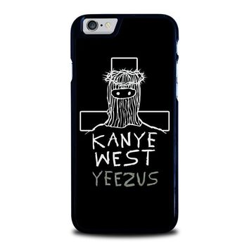 kanye west yeezus iphone 6 6s case cover  number 1