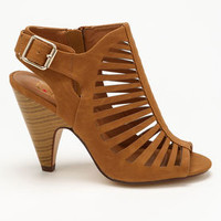 Cut Out Heels - LoveCulture