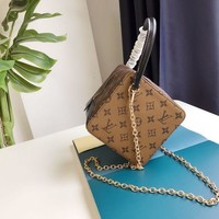 Louis Vuitton WOMEN'S MONOGRAM SQUARE BAG