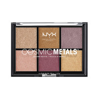 Cosmic Metals Shadow Palette | NYX Professional Makeup