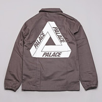 Flatspot - Palace Cotch Jacket Grey