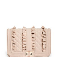 Talia Ruffle Crossbody at Guess
