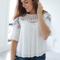 Easy Summer Day Top