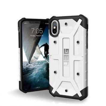CREYRQ5 UAG iPhone X Pathfinder Feather-Light Rugged [WHITE] Military Drop Tested iPhone Case