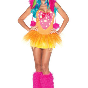 Tutu Tootsie Monster Costume Set