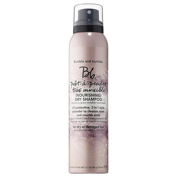 Bb. Pret-a-Powder Tres Invisible Nourishing Dry Shampoo with Hibiscus Extract - Bumble and bumble |