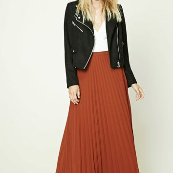 Contemporary Accordion Skirt