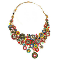 Pree Brulee - Zuegma Necklace