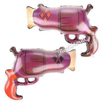 Licensed cool NEW DC  Harley Quinn Inflatable Blow Up Toy Gun Halloween Costume Cosplay