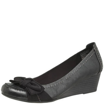 Womens - American Eagle - Amy Bow Wedge - Payless Shoes