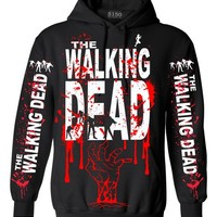 THE WALKING DEAD PULL OVER Hoodie # 1202