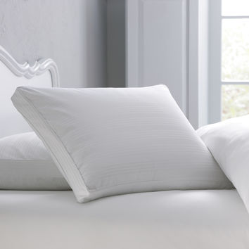 Spring Air Grand Impression Pillow Super Standard-Size Synthetic Pillows - Firm