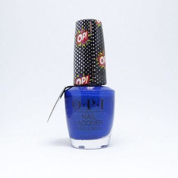 OPI Nail Polish NL P53 Bumpy Road Ahead 0.5 oz
