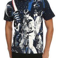 Star Wars War Of Wars Glow-In-The-Dark T-Shirt