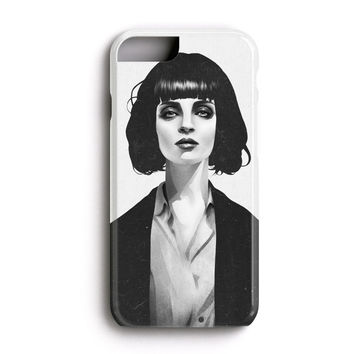 "Apple Iphone 6 4.7"" Case - The Best 3d Full Wrap Iphone Case - Mrs Mia Wallace"