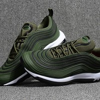 NIKE AIR MAX97 Military green size 40-47
