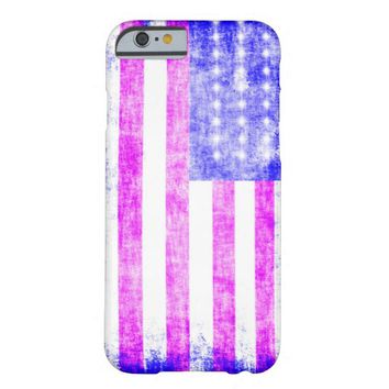 Flag U.S. Barely There iPhone 6 Case