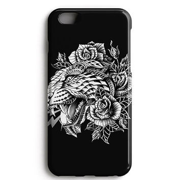 Ornate Leopard Ornate Animal Phone Case