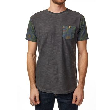 Hugo Long Curved Sublimation Tee