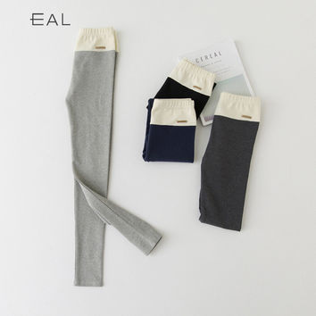 Korean Cotton Winter Plus Size Leggings [6466230596]