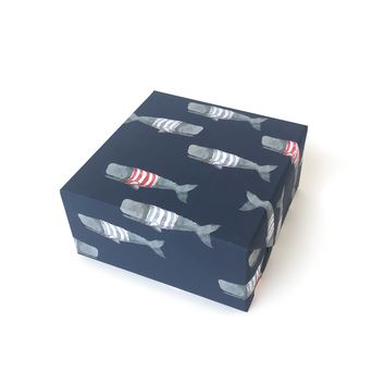 Swimming Frankies Gift Wrap