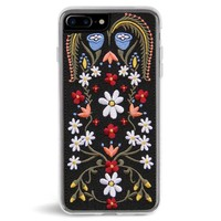 Laurel Embroidered iPhone 7/8 PLUS Case