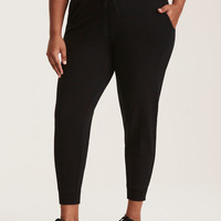 Torrid Active - French Terry Cropped Jogger Pants