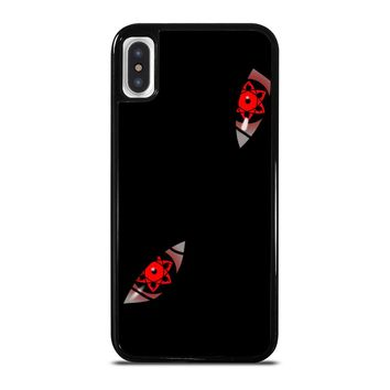 NARUTO SHARINGAN EYE 2 iPhone X / XS case
