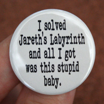 I solved Jareth's Labyrinth and all I got was by thecarboncrusader
