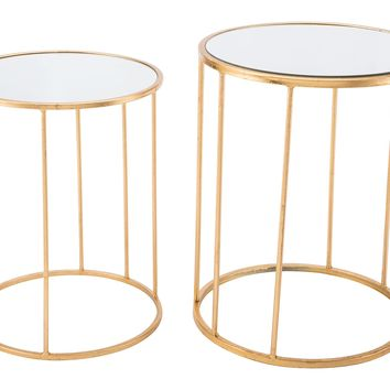 Finita Set 2 Nesting Round Tables