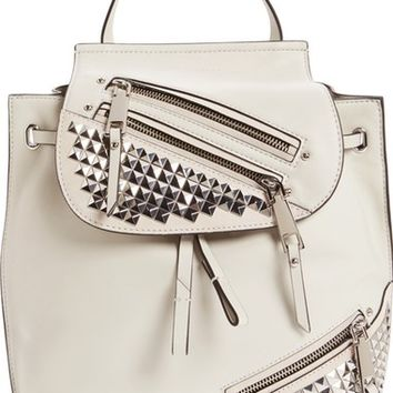 MARC JACOBS Studded Leather Backpack | Nordstrom